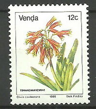 Venda - Freimarke: Blumen postfrisch 1985 Mi.111