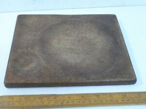 Antique Rustic / Primitive Wooden Farmhouse Chopping board / Eating board