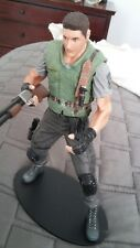 Resident Evil 10th Anniversary NECA Series 1 Chris Redfield Figure Biohazard