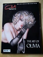 Art Fantastix Bildband 1 The Art of Olivia