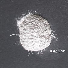 5 Gramm Silberpulver 99,5 % rein Ag. ca 5 µm Pudersilber E 174 Silber Silberlack