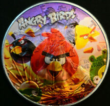 Angry Birds - American Silver Eagle 1oz. .999 Limited Edition Silver Dollar Coin