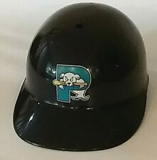 Portland Sea Dogs Replica Plastic Logo Batting Helmet Adjustable Teal Marlins