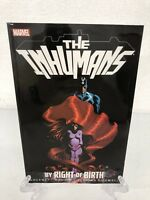 The Inhumans By Right of Birth Untold Saga Marvel Comics TPB Trade Paperback NEW