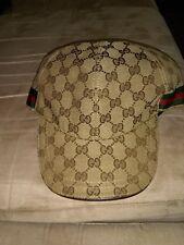Men's Gucci Original GG canvas Baseball cap