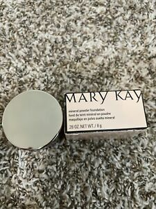 Mary Kay Mineral Powder Foundation Beige 2 New In Box 016889