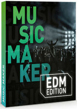 Magix Music Maker EDM Edition // Elektronische Musik produzieren und mixen
