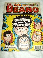 UK Comic Beano issue 2925 August 8th 1998