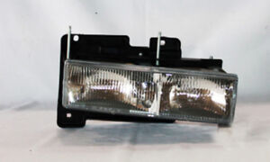 Headlight Assembly-Regular Right|TYC 20-1668-00 (12,000 Mile Warranty)