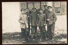 Foto AK - Landsturm-Infanterie-Regiment Nr. 33 in Kowel Ukraine