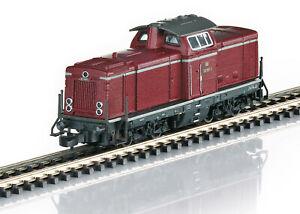Märklin 88214 Spur Z Diesellok BR 212 der DB purpurrot Einmalserie #NEU in OVP#