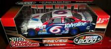 Racing Champions 2000 Nascar 1:24 Mark Martin #6 Race Car Mint In Box UP2