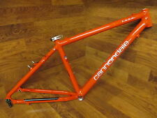 RARE VINTAGE CANNONDALE F200 26ER CANTI MOUNTAIN BIKE MTB FRAME SMALL 16""