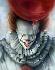 Calandra Horror Art - Pennywise 11x14 Print