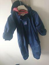 Jojo maman bebe baby boy snowsuit 12-18 months BNWOT