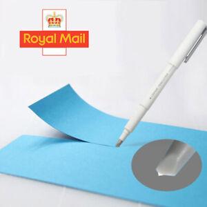 Portable Ceramic Paper Cutter Pen Knife Blade Cutting Knive Craft Notebook