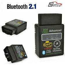 ELM327 OBD2 Car Bluetooth Code Scanner Reader Automotive Diagnostic Tool OBDII