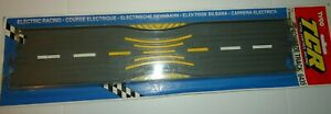 """TYCO TCR SLOT CAR TRACK 15"""" CHICANE(SQUEEZE)  #6435 NEW IN BOX - EXTREMELY RARE"""