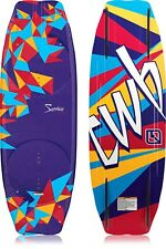 NEW $425 LIMITED EDITION CWB Sapphire 134cm Womens Wakeboard water skiing ladies