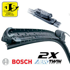 JAGUAR XF (X250) NEW BOSCH AM980S Aerotwin Front Wiper Blades Set