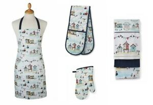 Cooksmart Besides The Sea, Oven Glove, Tea Towels Or Apron