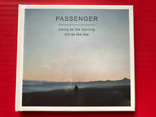 Passenger: Young As The Morning,Old As The Sea NEW Deluxe CD & DVD 711297315738