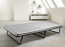Folding Bed Camp Bed Double Camping Guest Bed Breathable Airflow Mattress NEW UK
