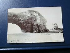 Postcard of Black Hill Rocks, West Hartlepool (WR&S 1904 posted)