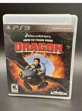 How to Train Your Dragon Game (Sony PlayStation 3)Tested $12