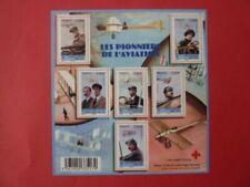 Timbres avec 1 timbre sur l'aviation
