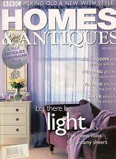 British BBC HOMES & ANTIQUES MAGAZINE May 2001 5/01 A-5-2