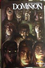 Dominion di Keith Giffen e Ross Richie - volume a fumetti autoconclusivo OFFERTA