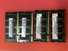 2GB (4x512MB) PC2700 SODIMM DDR-333