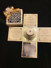 WEDDING, ANIVERSARY, OR ANY OCCACION EXPLODING BOX CARD