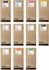 Original Ink EPSON Stylus Pro 7700 7900 9900/T5961 T5962 T5963 T5964 -T5969