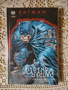 Batman: Il Ritorno Del Cavaliere Oscuro - Grandi Opere Dc Variant - Rw Lion