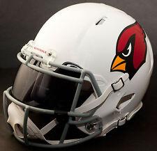 ***CUSTOM*** ARIZONA CARDINALS NFL Riddell Revolution SPEED Football Helmet