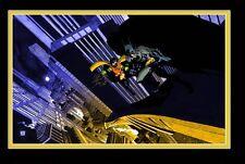 DC Direct SIGNATURE SERIES PRINT TIM SALE BATMAN ROBIN Dark Victory LITHOGRAPH