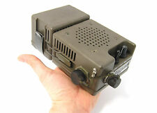 PRC77 MILITARY LOUDSPEAKER AMPLIFIER POWER SUPPLY RADIO PRC-25 RECEIVER ARMY