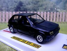 1/43  Solido (France)  Peugeot 205 GTI