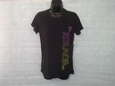 Womens New Balance T Tee Shirt Size Small Black High Quality Brand New #2967