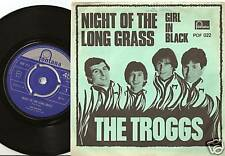 THE TROGGS LONG GRASS NORWAY 45+PS 1967 MOD FREAKBEAT GARAGE PSYCH