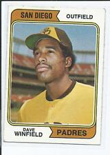 1974 TOPPS DAVE WINFIELD RC