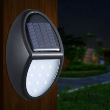 Hot!10 LED Solar Lights Waterproof Automatic Switch Outdoor Light For Yard
