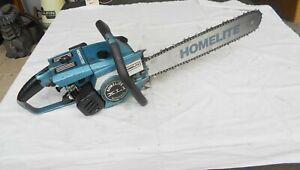 Homelite  XL1 Electronic Automatic Chainsaw Super Mini XL 2 12 76 130 922 925.