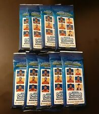 2020 Contenders Draft Picks Basketball Cello Fat Pack Lot (9) Sealed LaMelo Ball