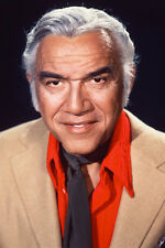 Lorne Greene As Ben Cartwright In Bonanza 11x17 Mini Poster