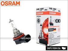 H8 OSRAM Original Standard 64212 Halogen Bulb 12V OEM Quality PGJ19-1 Pack of 1