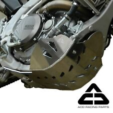 Yamaha WR450F 2016-2017-2018 Cubrecarter de Aluminio — ACD-205018