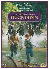 The Adventures Of Huck Finn (Elijah Wood Robbie Coltrane Disney) DVD Region 4